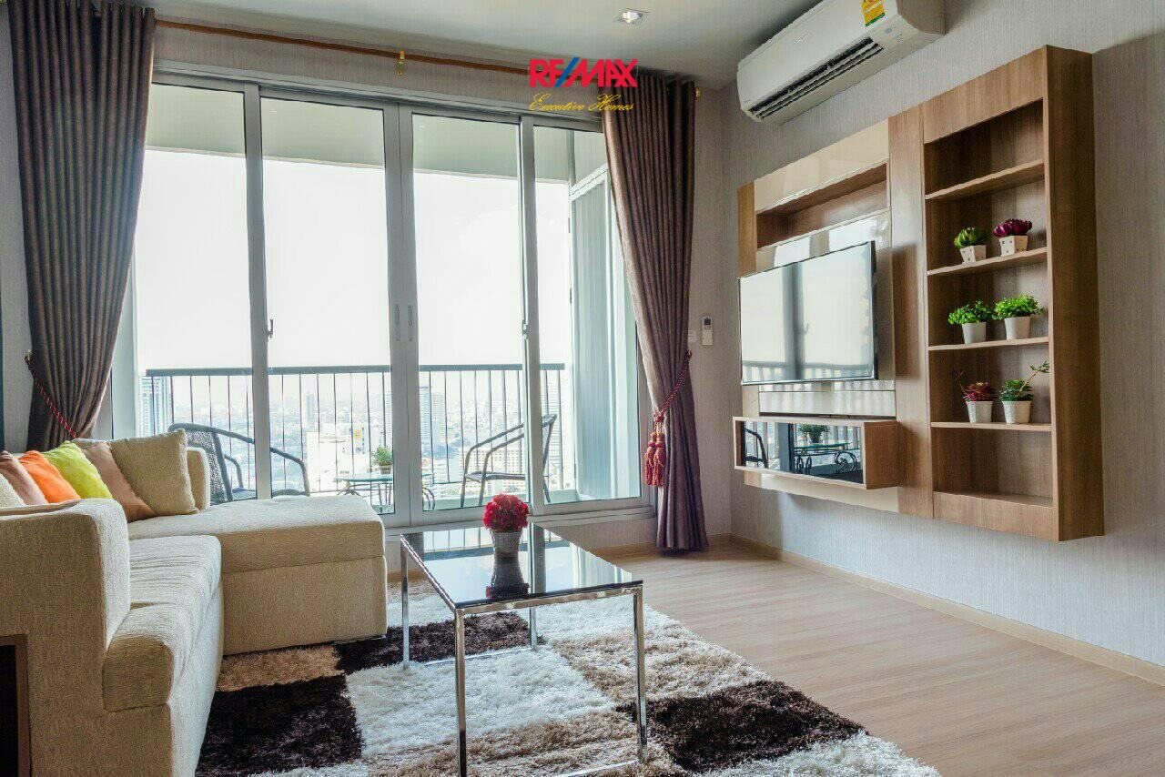 RE/MAX Executive Homes Agency's Cozy 2 Bedroom for Sale The Rhythm Sathorn 1