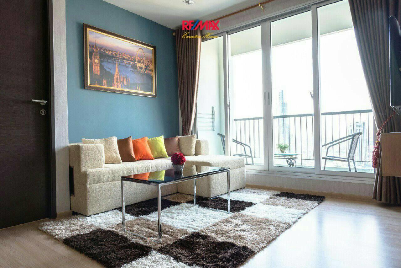 RE/MAX Executive Homes Agency's Cozy 2 Bedroom for Sale The Rhythm Sathorn 10