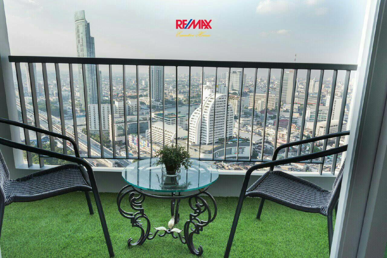 RE/MAX Executive Homes Agency's Cozy 2 Bedroom for Sale The Rhythm Sathorn 12