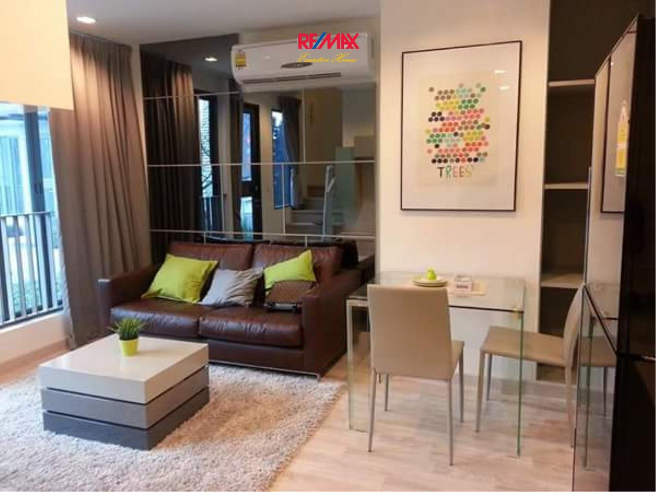 RE/MAX Executive Homes Agency's Beautiful 1 Bedroom Duplex for Sale with Tenant Ideo Mobi Rama 9 1