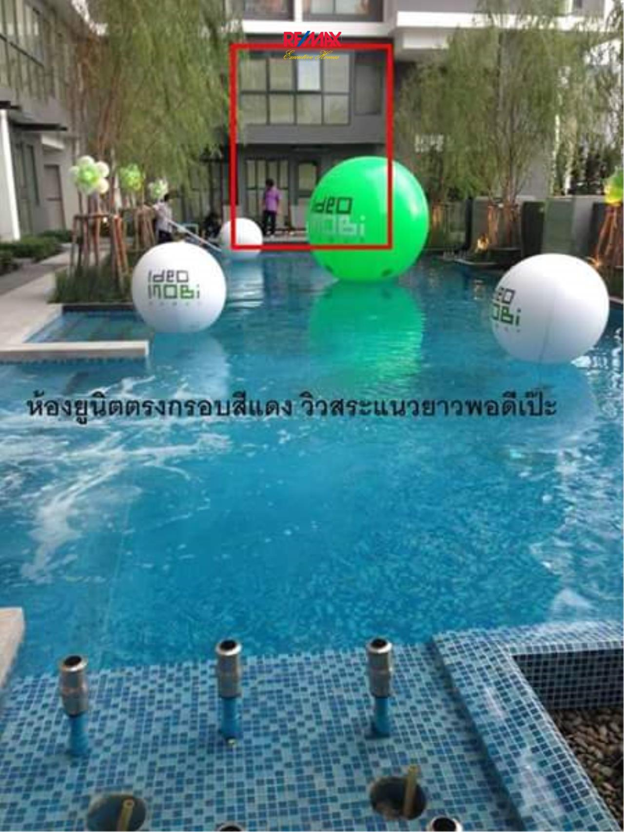 RE/MAX Executive Homes Agency's Beautiful 1 Bedroom Duplex for Sale with Tenant Ideo Mobi Rama 9 8