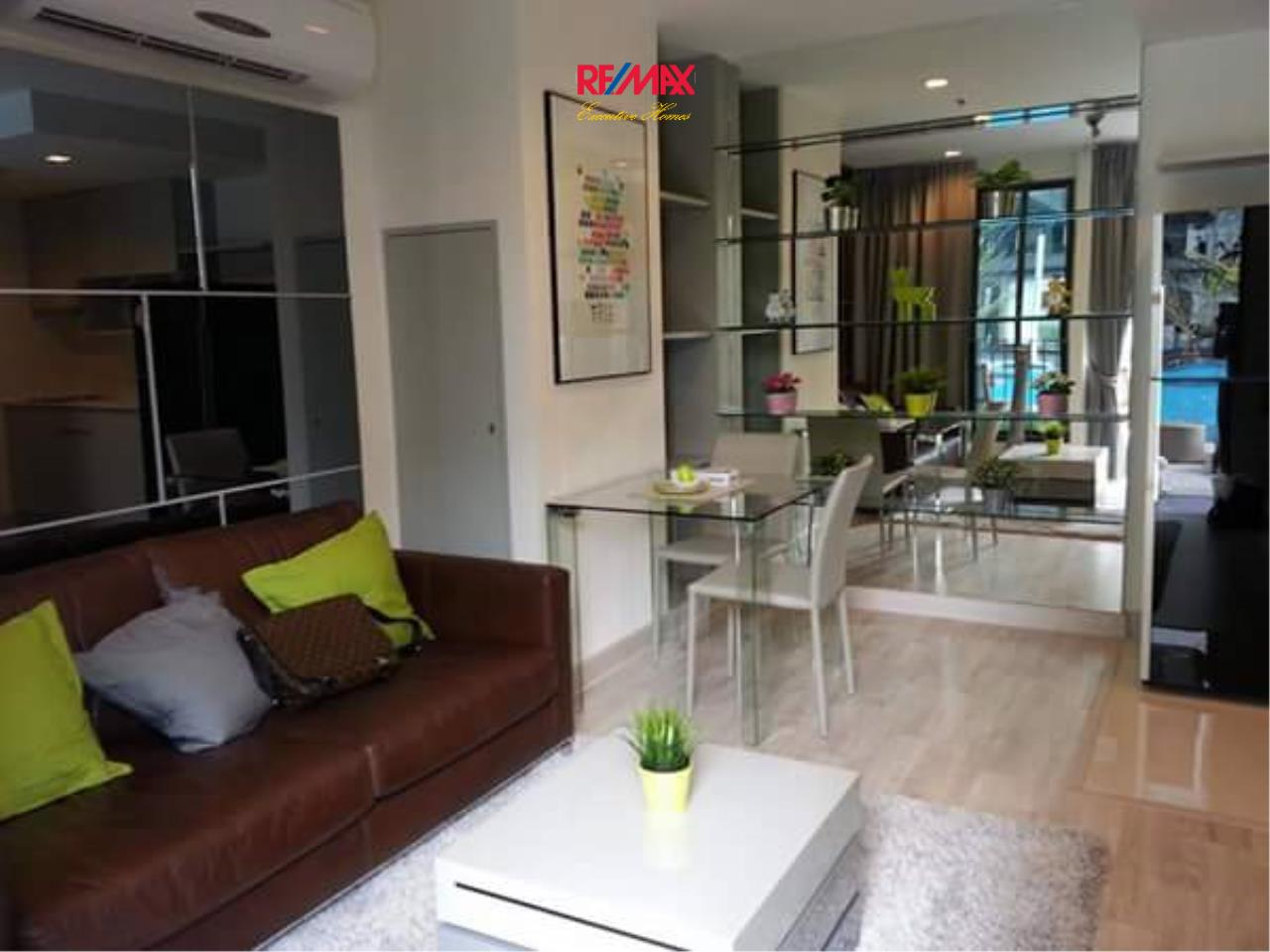 RE/MAX Executive Homes Agency's Beautiful 1 Bedroom Duplex for Sale with Tenant Ideo Mobi Rama 9 2
