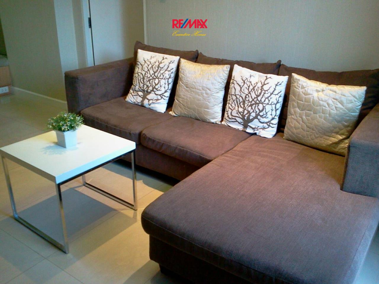 RE/MAX Executive Homes Agency's Nice 2 Bedroom for Sale Sathorn Plus by The Garden 2