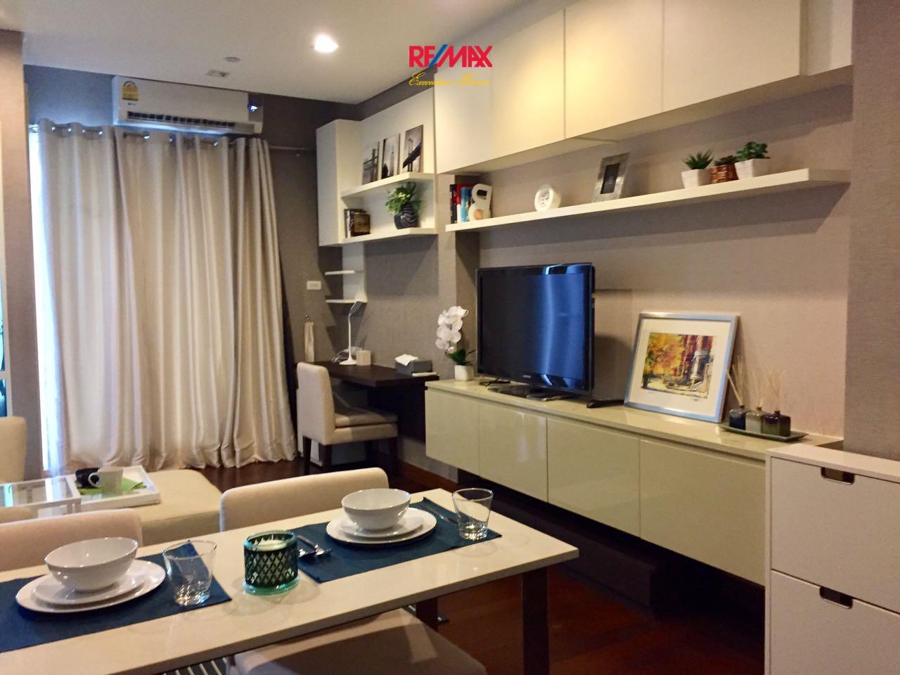 RE/MAX Executive Homes Agency's Beautiful 1 Bedroom for Rent Ivy Thonglor 8