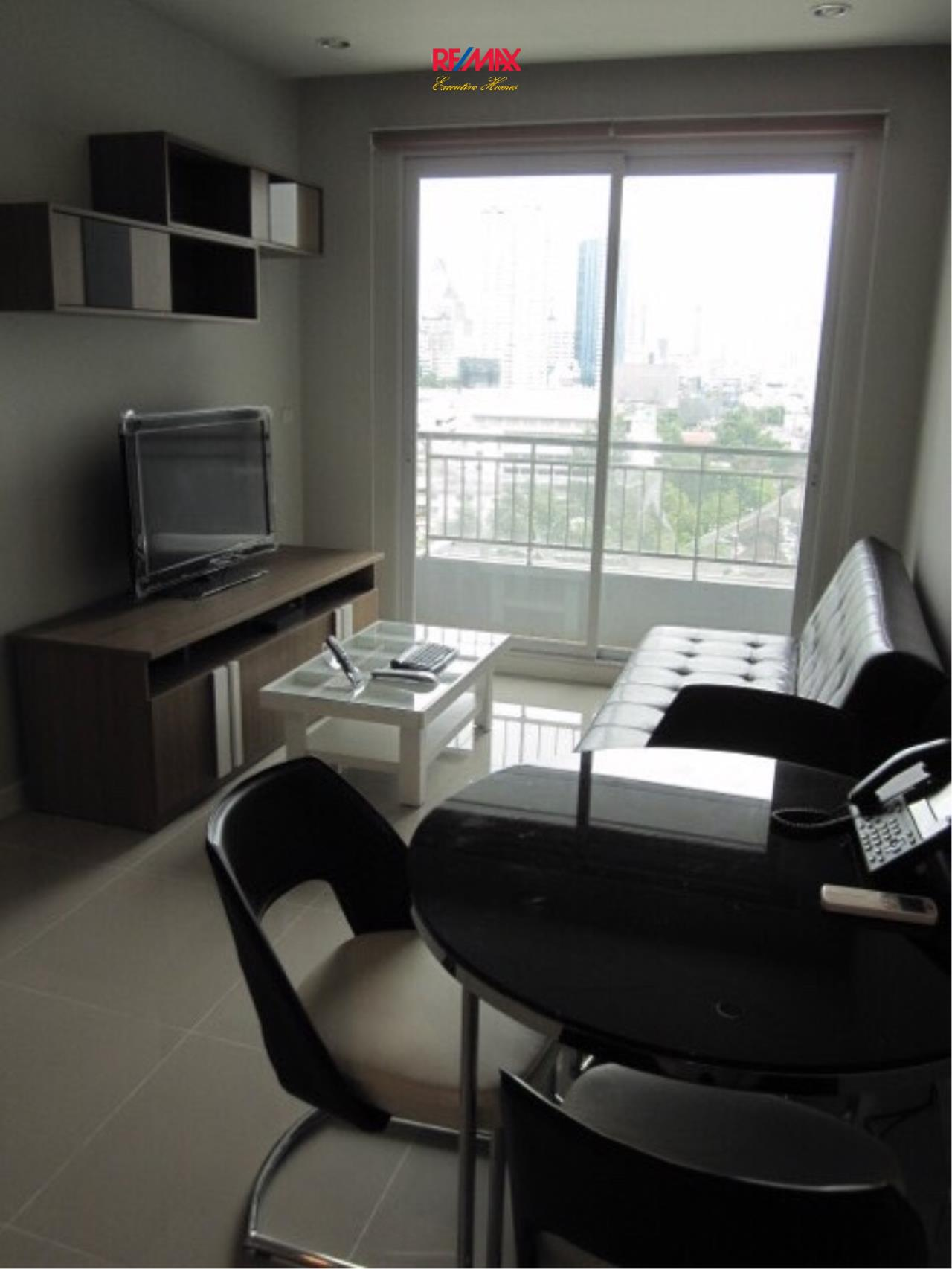 RE/MAX Executive Homes Agency's Nice 1 Bedroom for Sale with Tenant Circle Condominium 3
