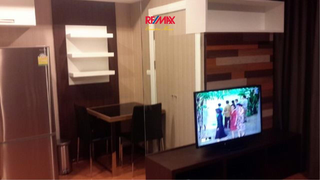 RE/MAX Executive Homes Agency's Spacious 1 Bedroom for Rent Alcove Thonglor 10 3