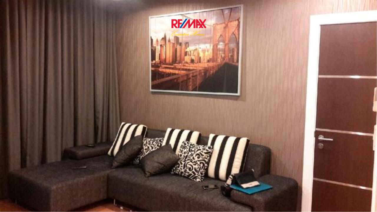 RE/MAX Executive Homes Agency's Spacious 1 Bedroom for Rent Alcove Thonglor 10 1