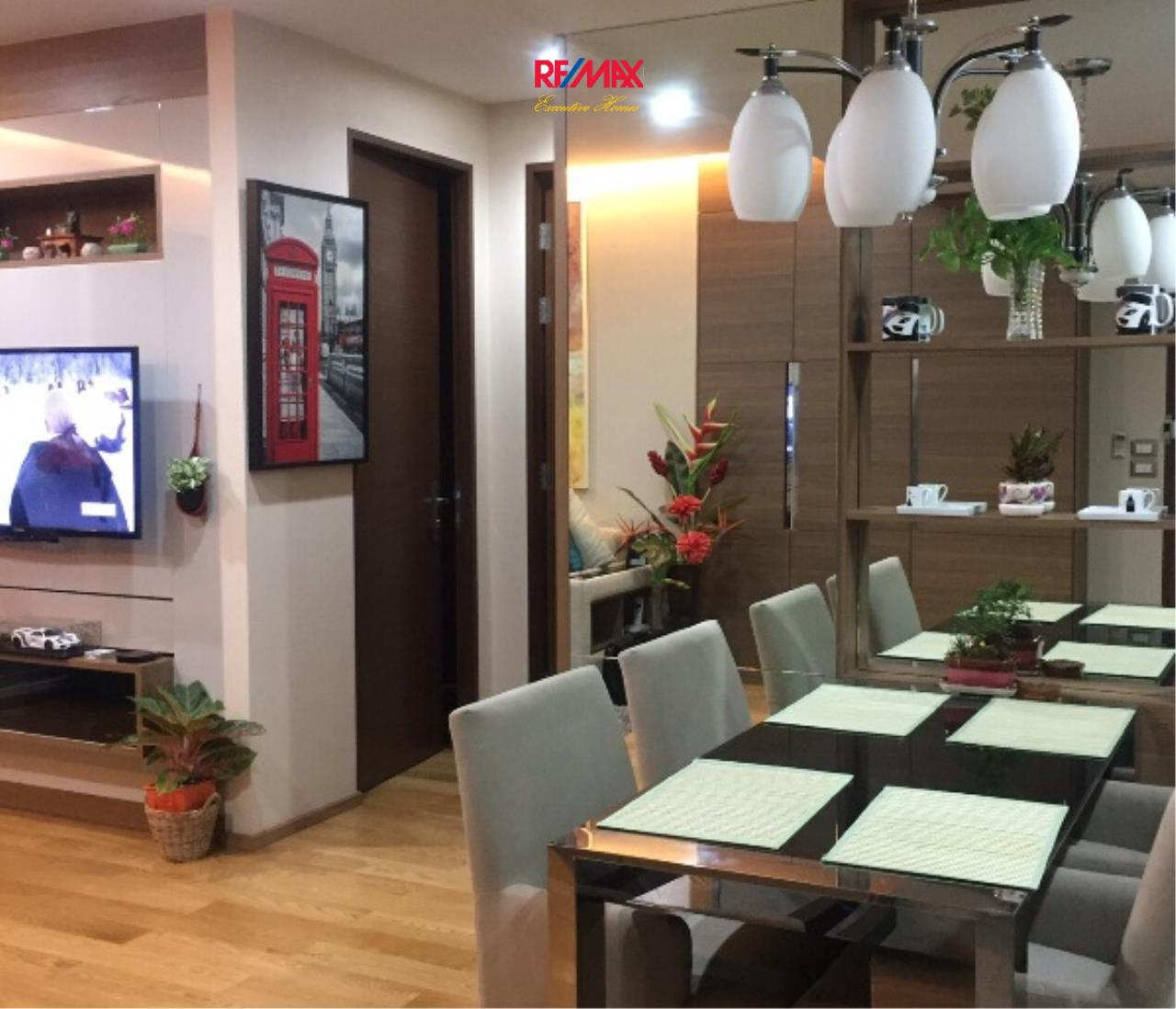 RE/MAX Executive Homes Agency's Lovely 2 Bedroom for Sale with Tenant Address Asoke 8