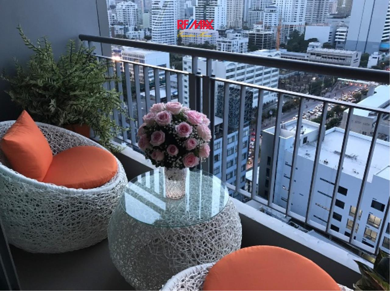 RE/MAX Executive Homes Agency's Lovely 2 Bedroom for Sale with Tenant Address Asoke 7