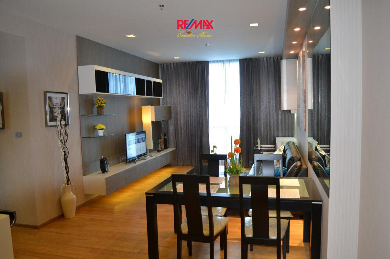 RE/MAX Executive Homes Agency's Stunning 2 Bedroom for Rent Hyde Sukhumvit 11