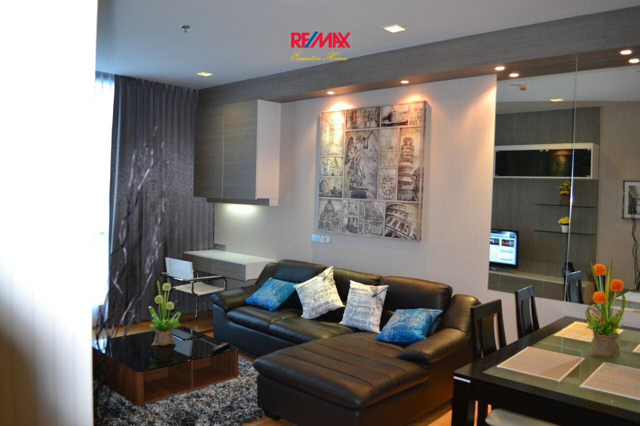 RE/MAX Executive Homes Agency's Stunning 2 Bedroom for Rent Hyde Sukhumvit 1