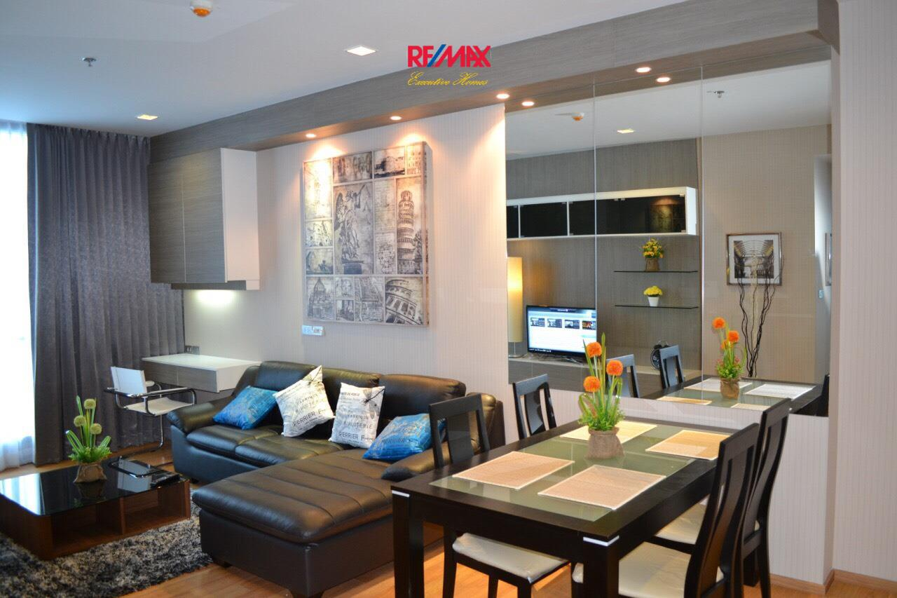 RE/MAX Executive Homes Agency's Stunning 2 Bedroom for Rent Hyde Sukhumvit 3