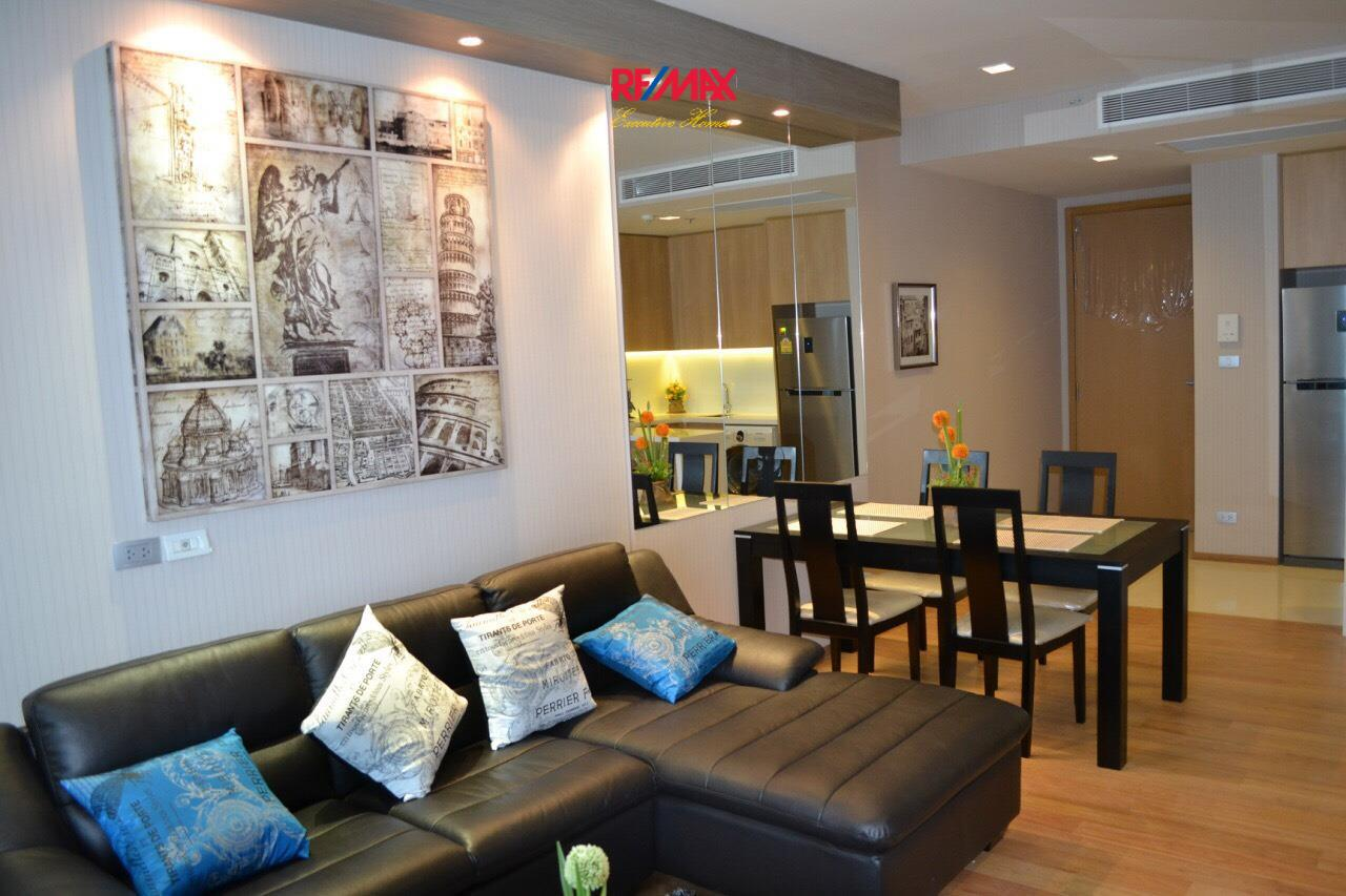 RE/MAX Executive Homes Agency's Stunning 2 Bedroom for Rent Hyde Sukhumvit 2