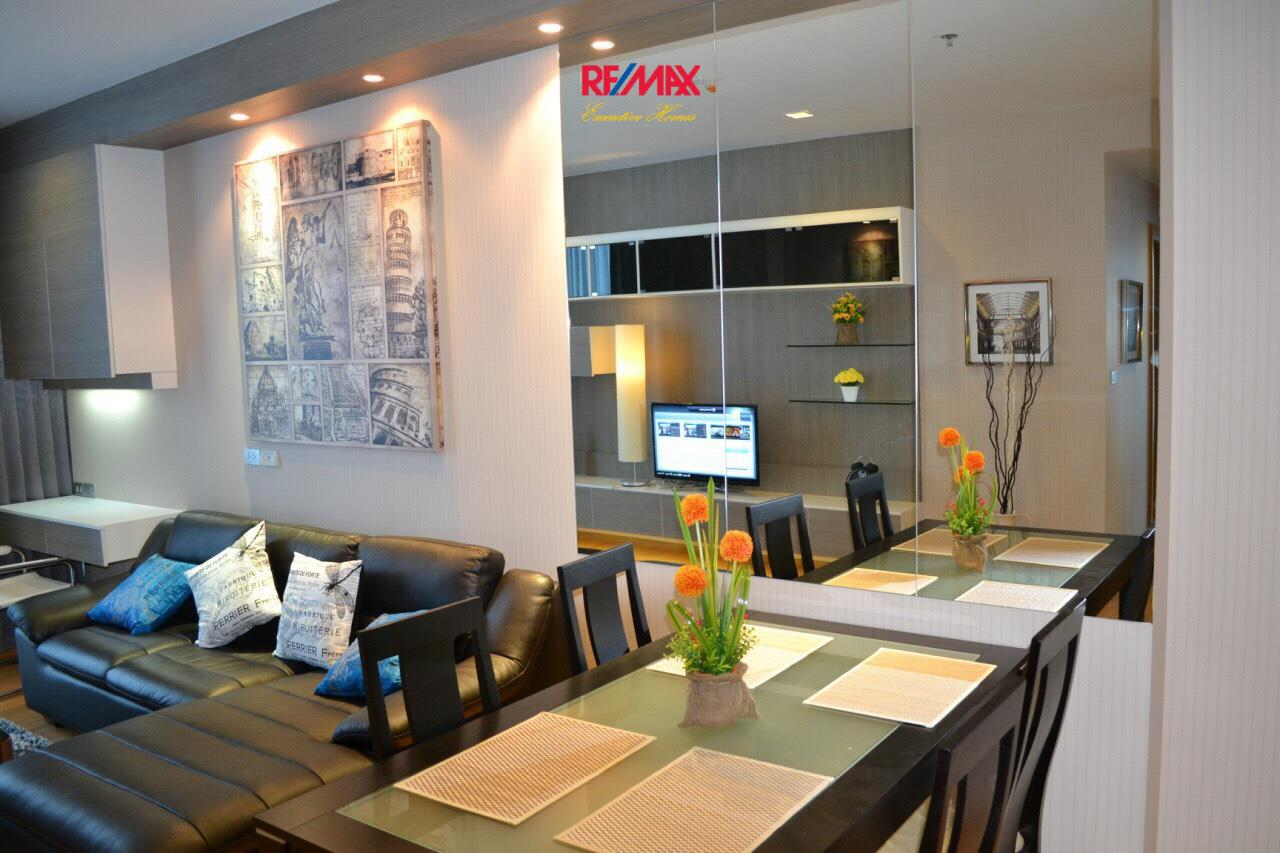 RE/MAX Executive Homes Agency's Stunning 2 Bedroom for Rent Hyde Sukhumvit 8