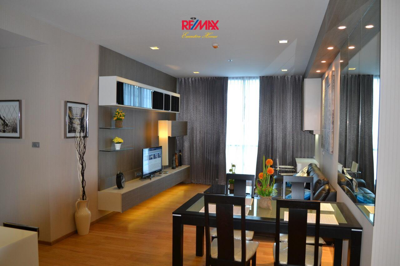 RE/MAX Executive Homes Agency's Stunning 2 Bedroom for Rent Hyde Sukhumvit 12