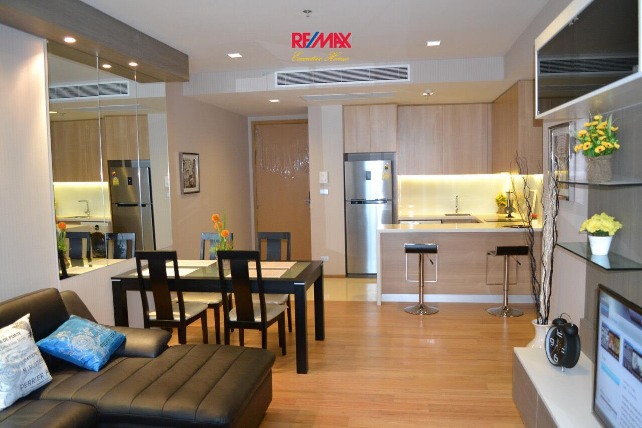 RE/MAX Executive Homes Agency's Stunning 2 Bedroom for Rent Hyde Sukhumvit 10