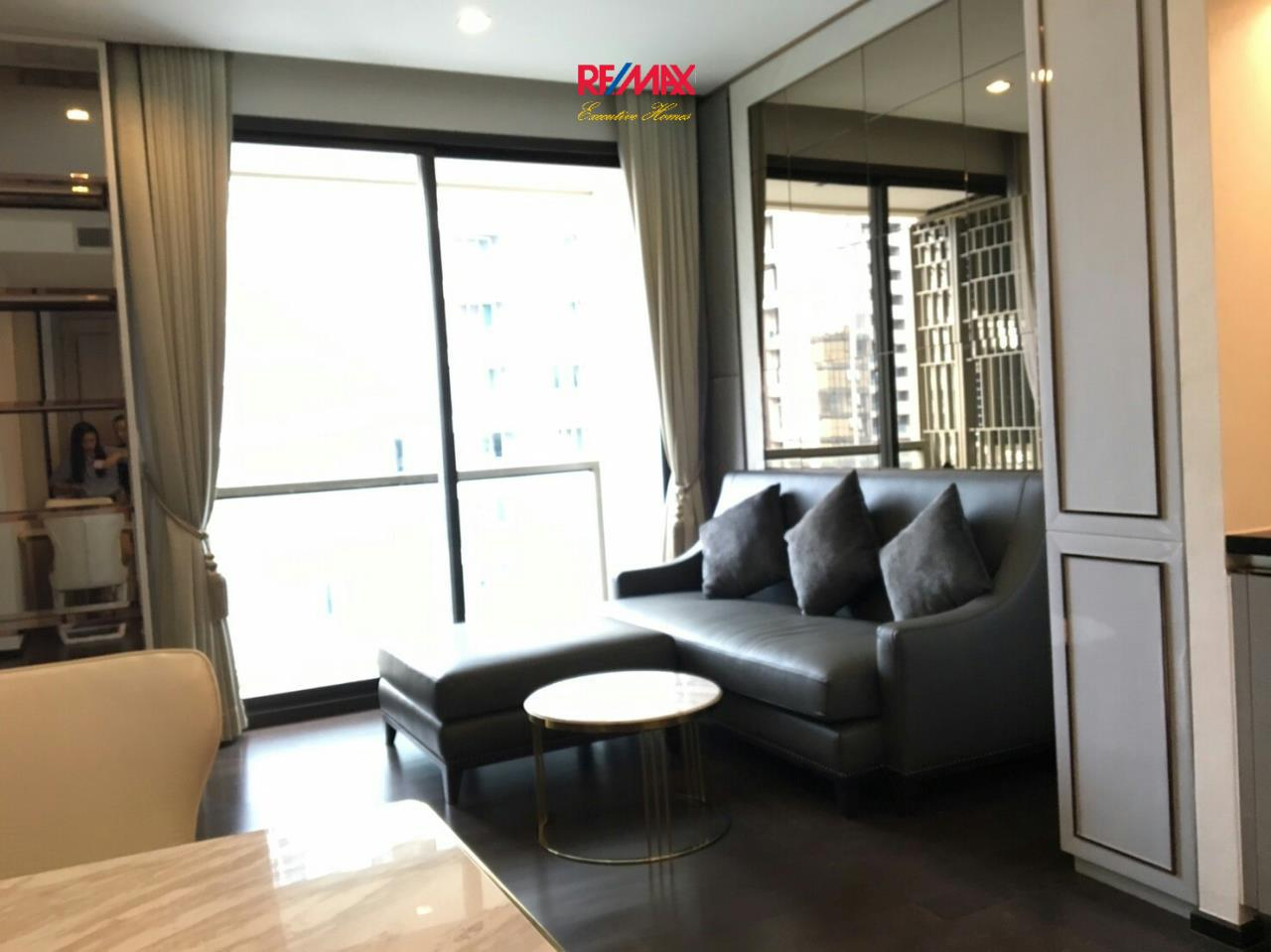 RE/MAX Executive Homes Agency's Spacious 1 Bedroom for Rent  XXXIX by Sansiri 1