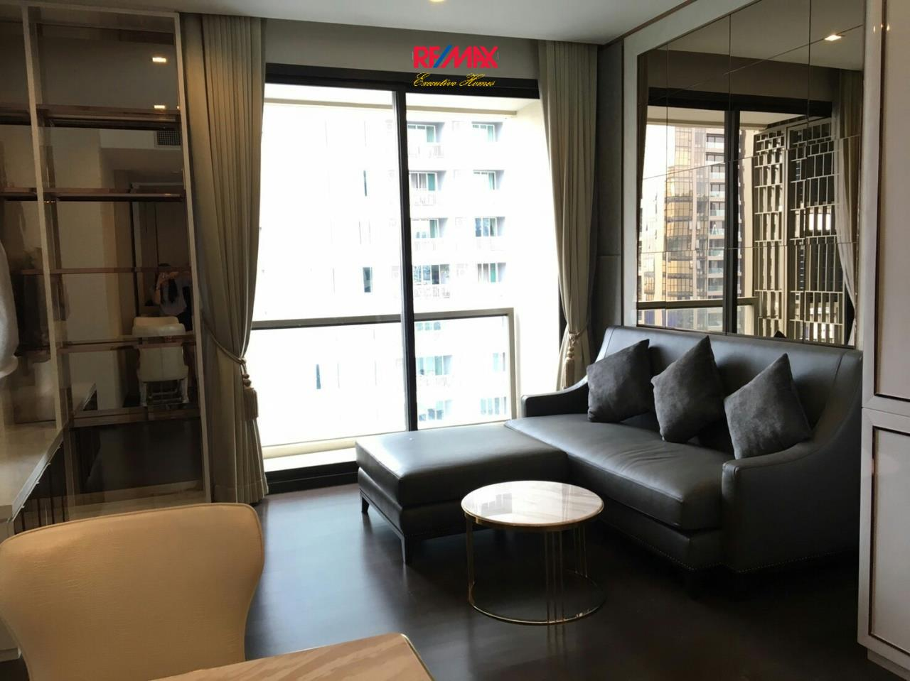 RE/MAX Executive Homes Agency's Spacious 1 Bedroom for Rent  XXXIX by Sansiri 2
