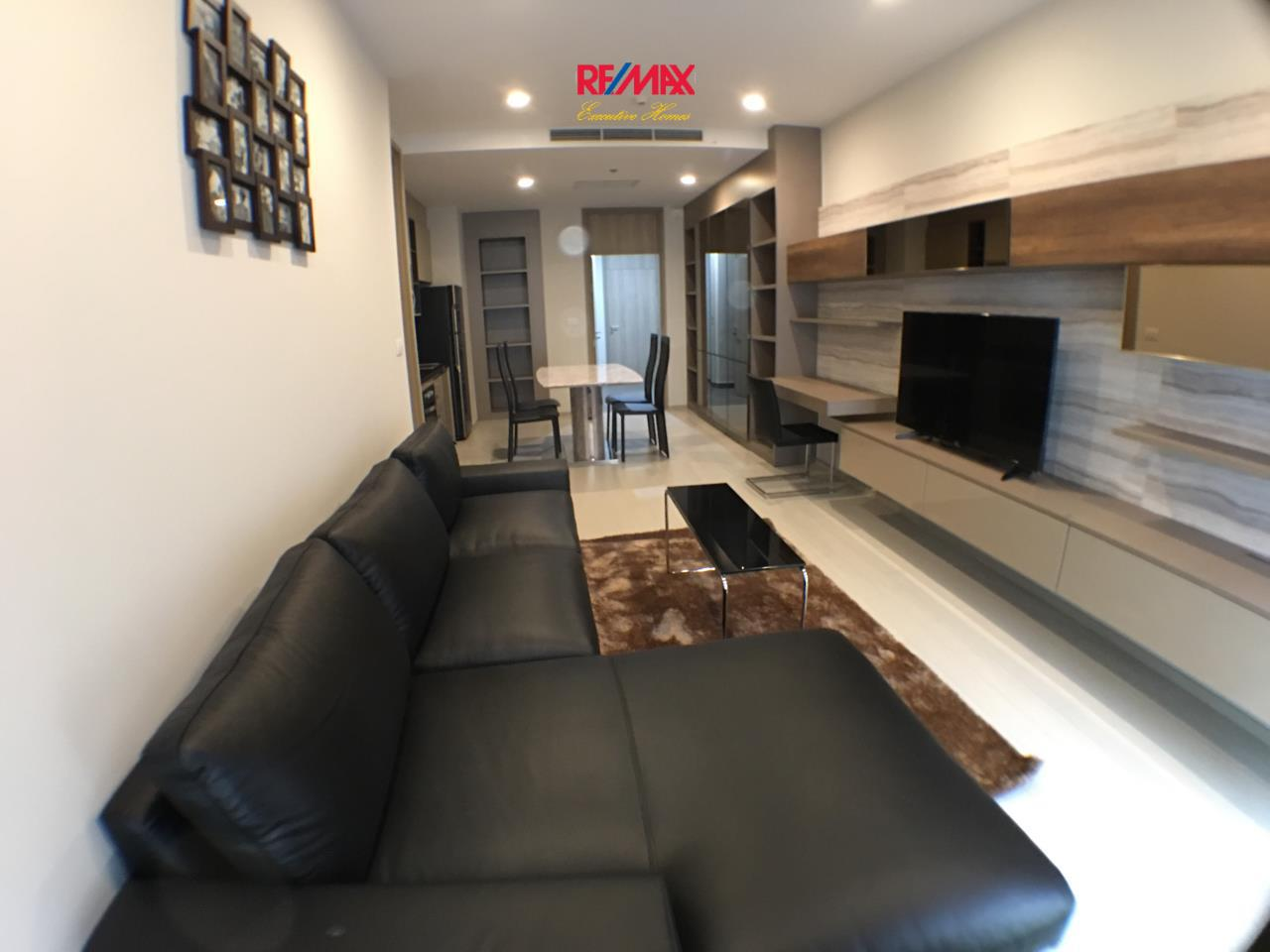 RE/MAX Executive Homes Agency's Beautiful 1 Bedroom for Rent Noble Phloenchit 2