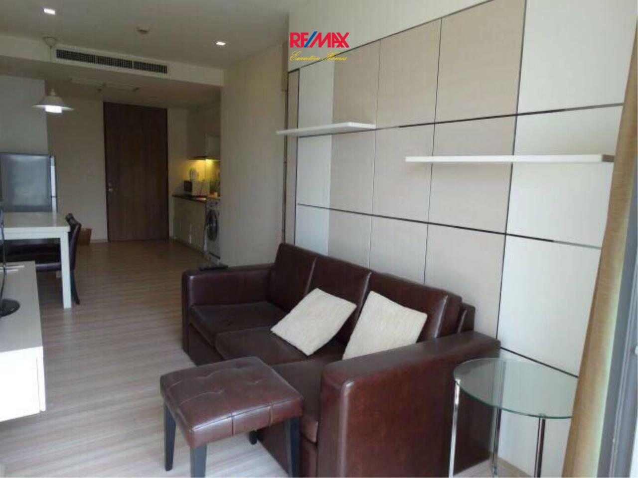 RE/MAX Executive Homes Agency's Cozy 1 Bedroom for Sale Ivy Thonglor 1