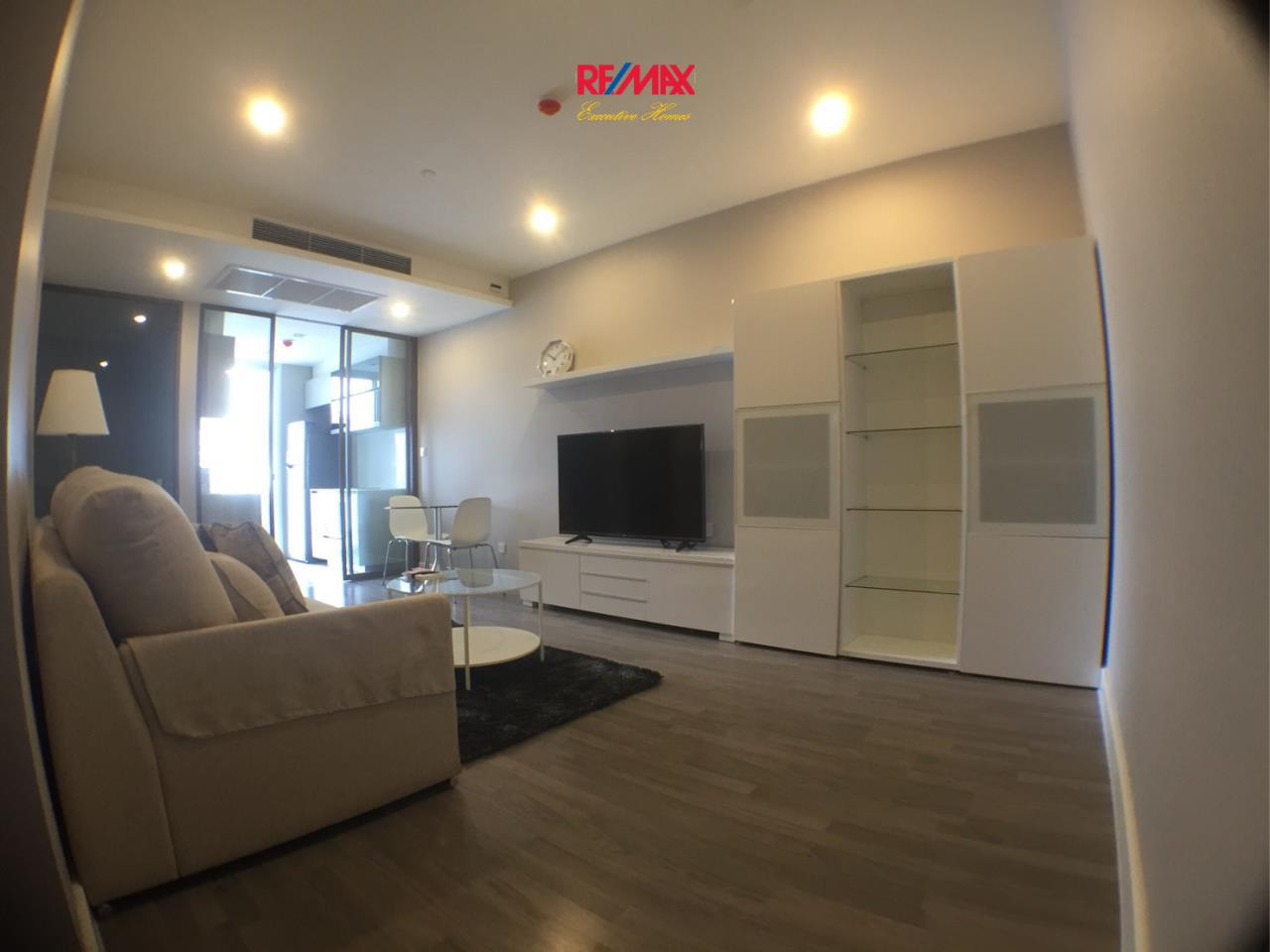 RE/MAX Executive Homes Agency's Cozy 1 Bedroom for Sale The Room Sathorn -Pan 1