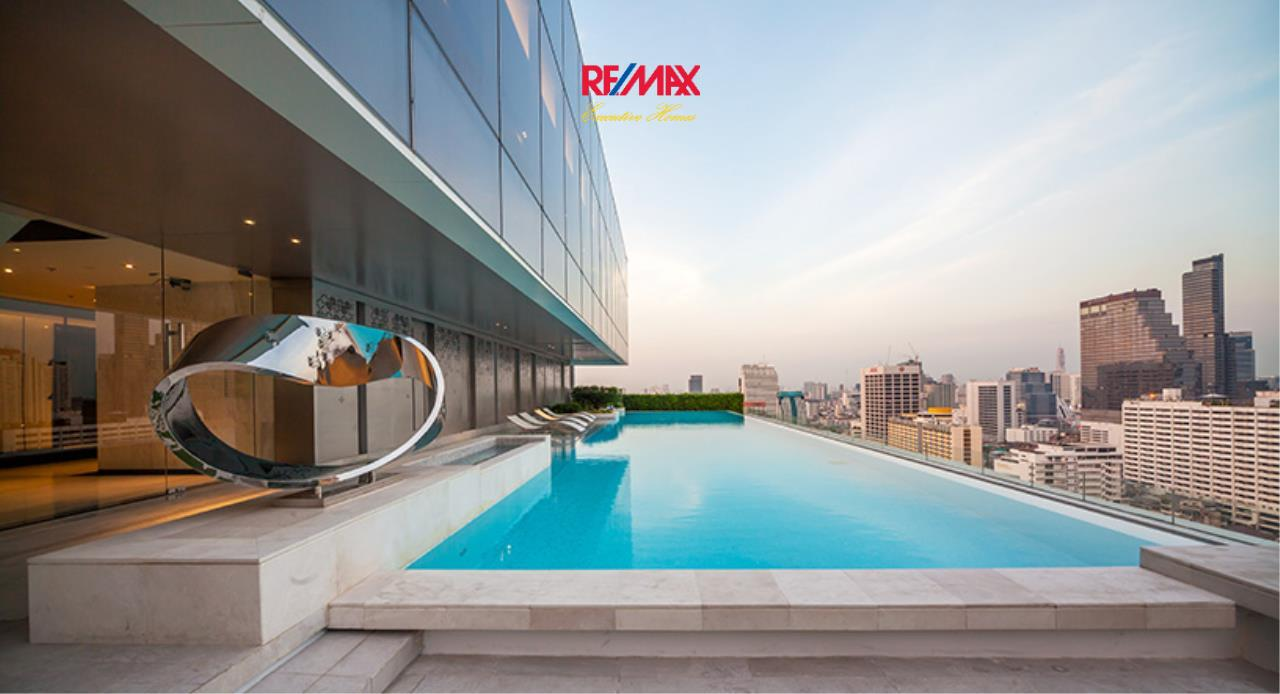 RE/MAX Executive Homes Agency's Nice 1 Bedroom for Sale The room Sathorn-TanonPun 1