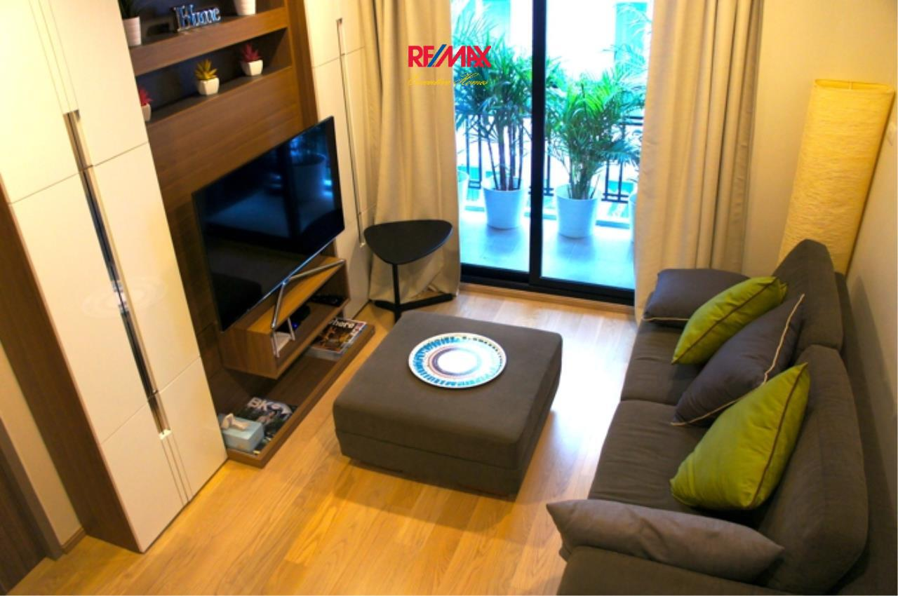 RE/MAX Executive Homes Agency's Lovely 1 Bedroom for Rent and Sale Art @ Thonglor 2
