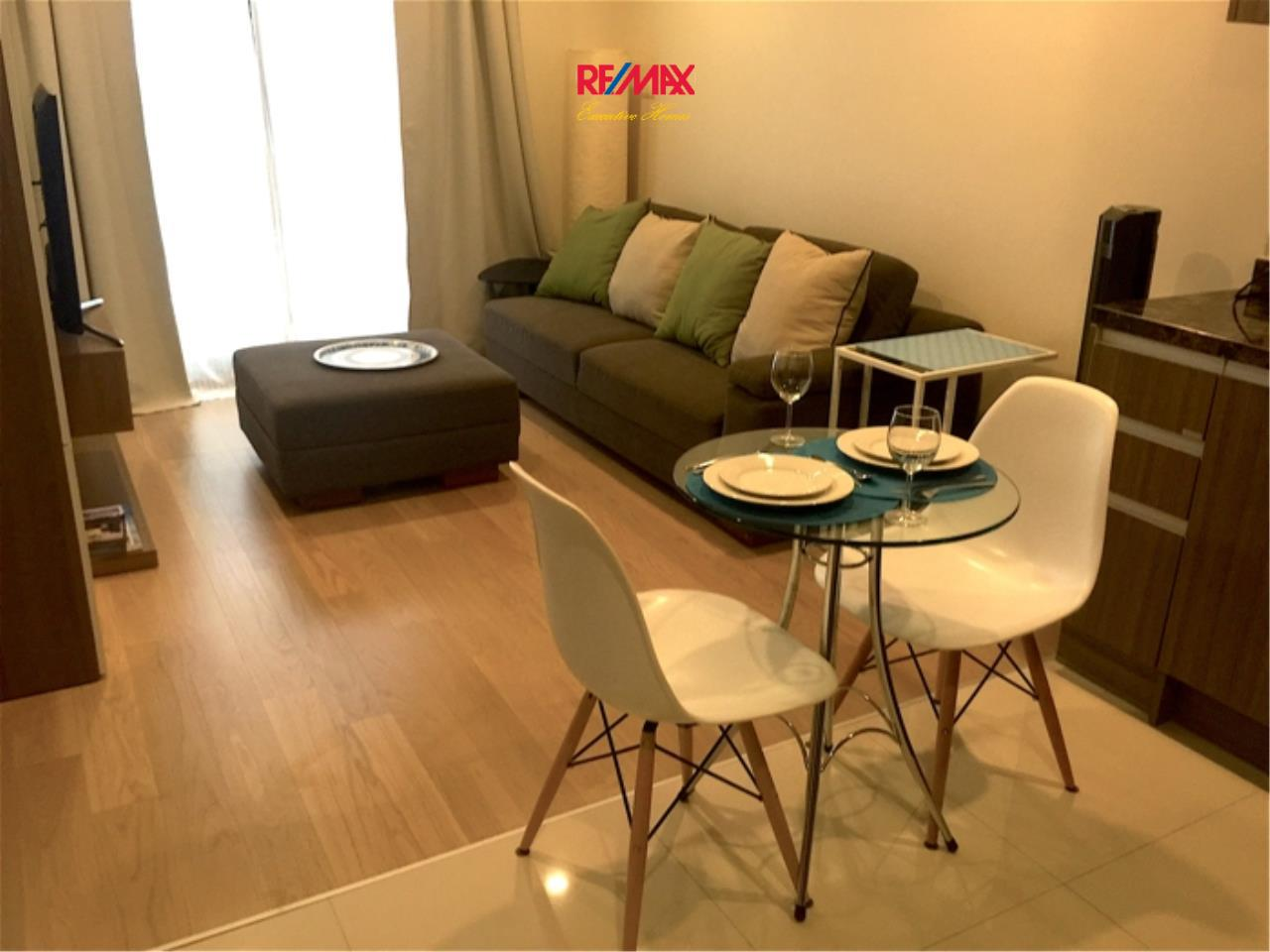 RE/MAX Executive Homes Agency's Lovely 1 Bedroom for Rent and Sale Art @ Thonglor 4