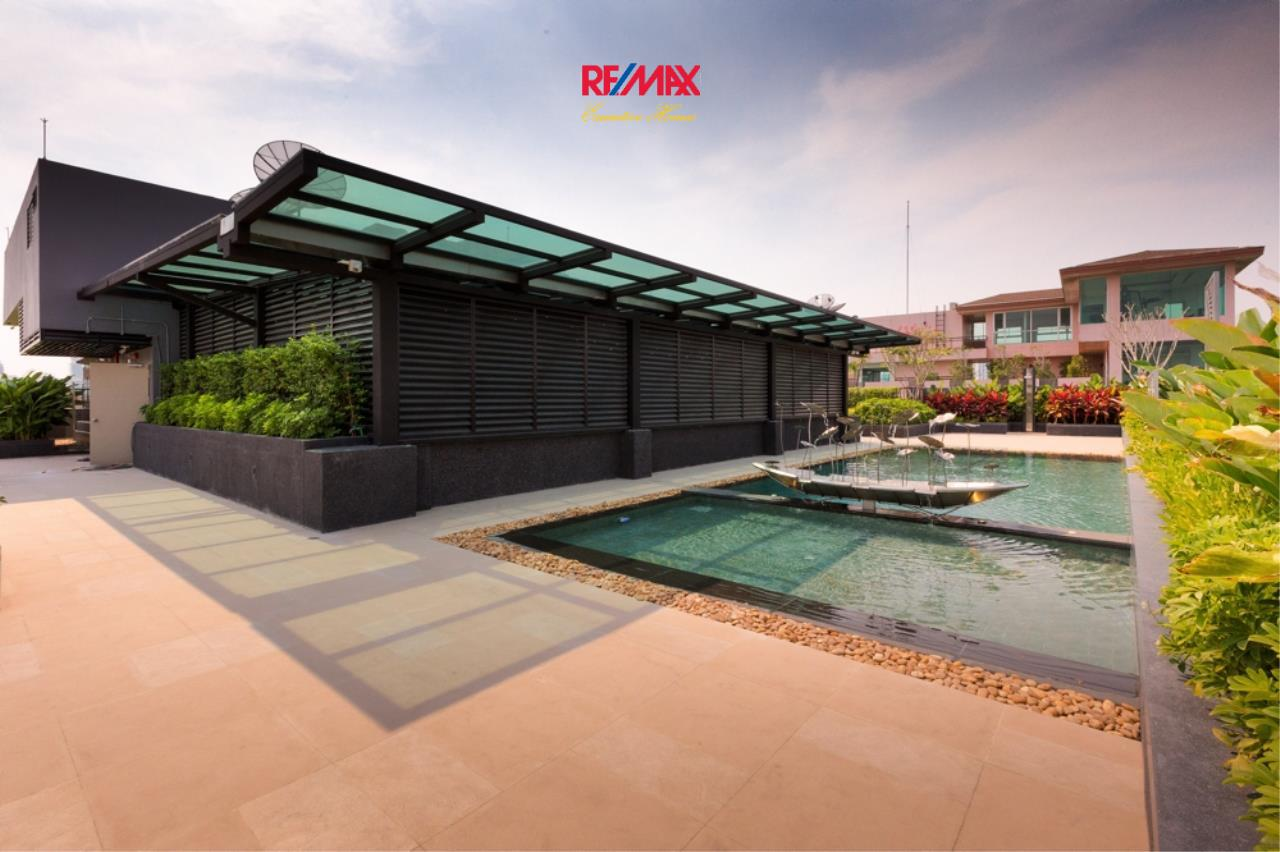 RE/MAX Executive Homes Agency's Lovely 1 Bedroom for Rent and Sale Art @ Thonglor 12