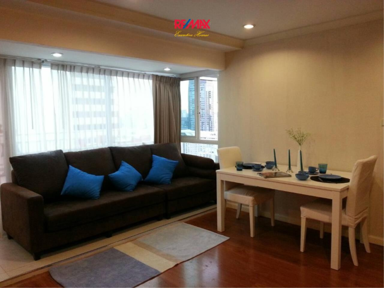 RE/MAX Executive Homes Agency's Spacious 2 Bedroom for Rent Grand Park View Asoke 1