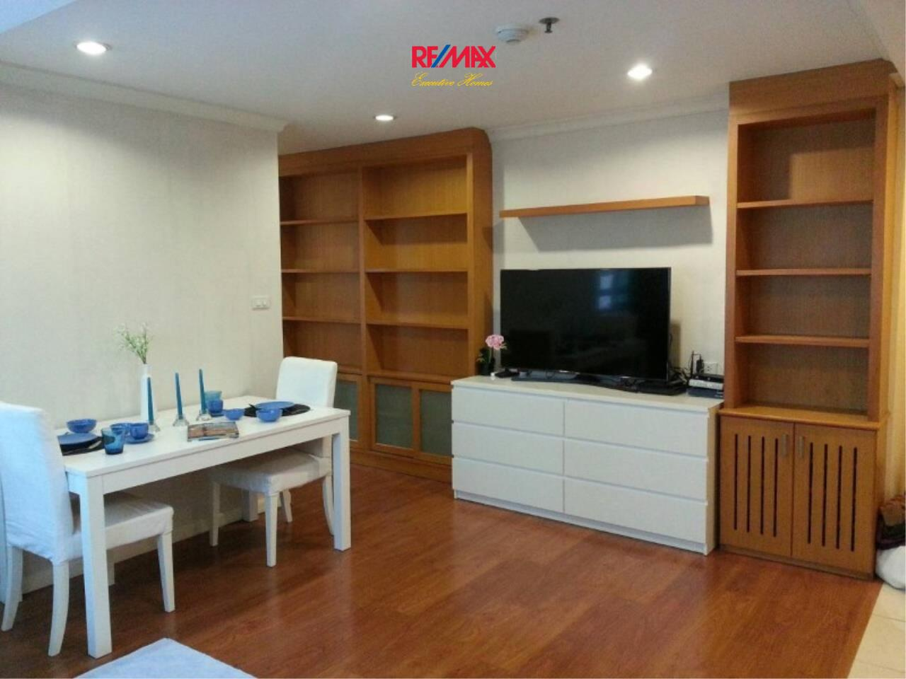 RE/MAX Executive Homes Agency's Spacious 2 Bedroom for Rent Grand Park View Asoke 8