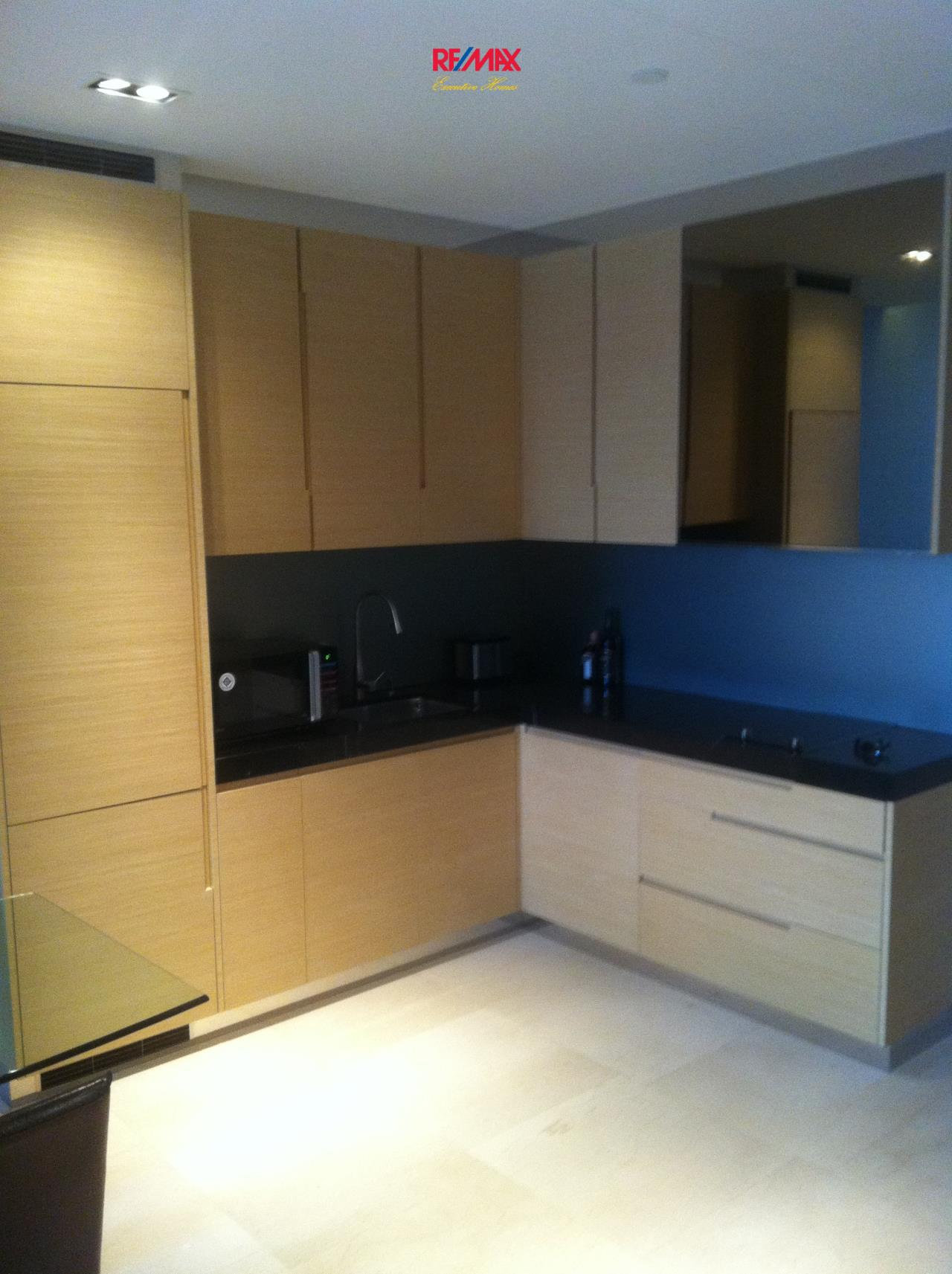 RE/MAX Executive Homes Agency's Spacious 1 Bedroom for Rent Saladaeng Residences 4