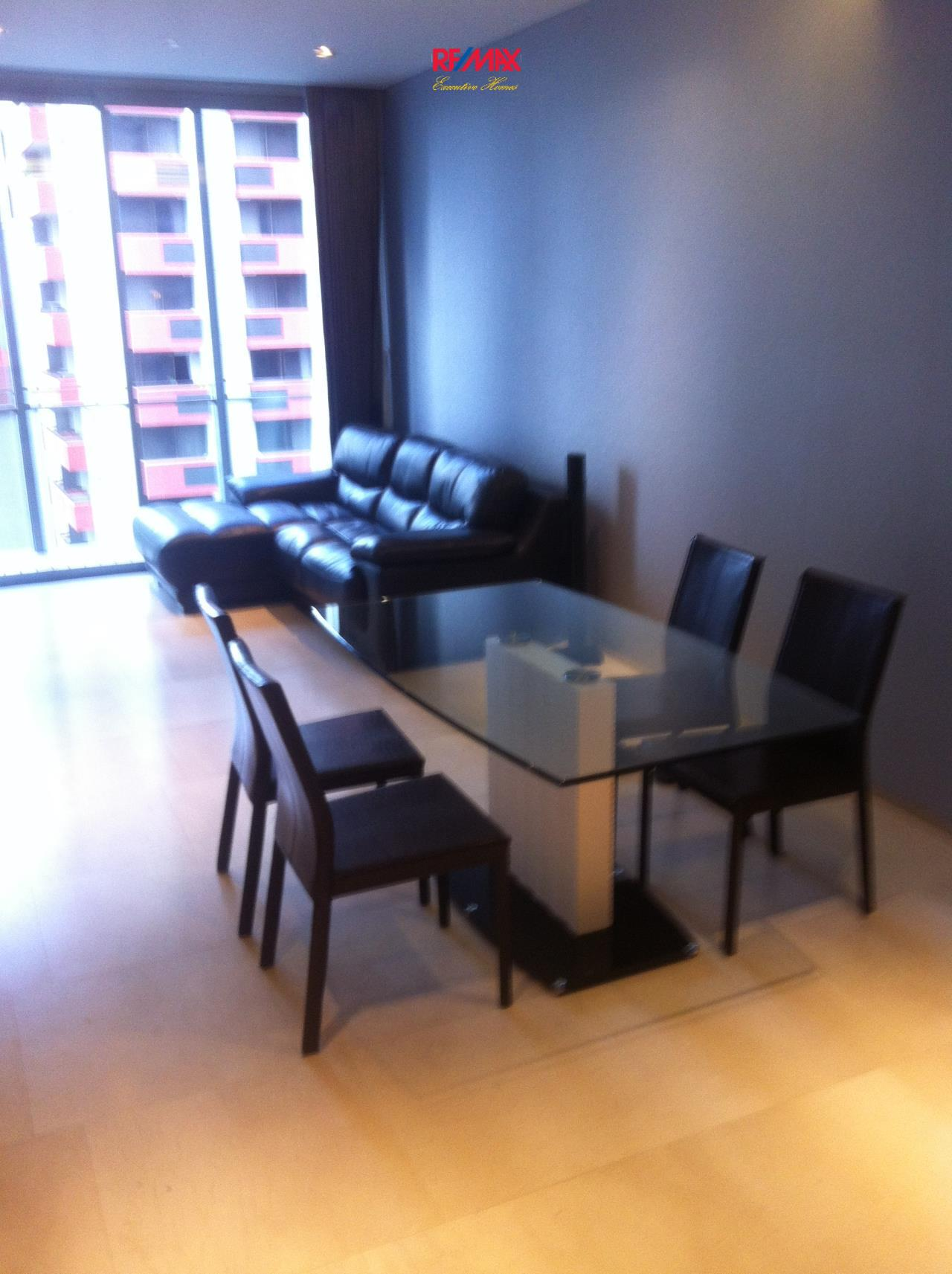 RE/MAX Executive Homes Agency's Spacious 1 Bedroom for Rent Saladaeng Residences 2