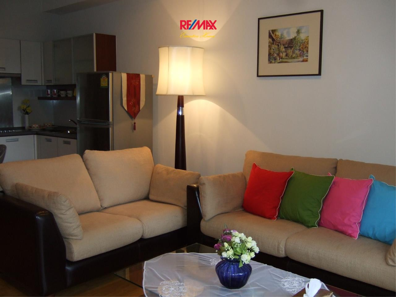 RE/MAX Executive Homes Agency's Lovely 2 Bedroom for Rent Amanta Ratchada 4