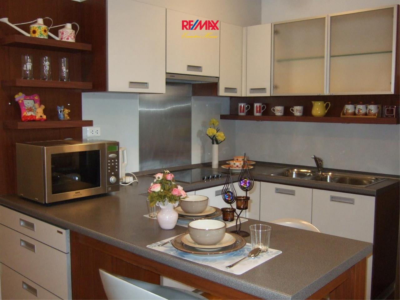 RE/MAX Executive Homes Agency's Lovely 2 Bedroom for Rent Amanta Ratchada 8