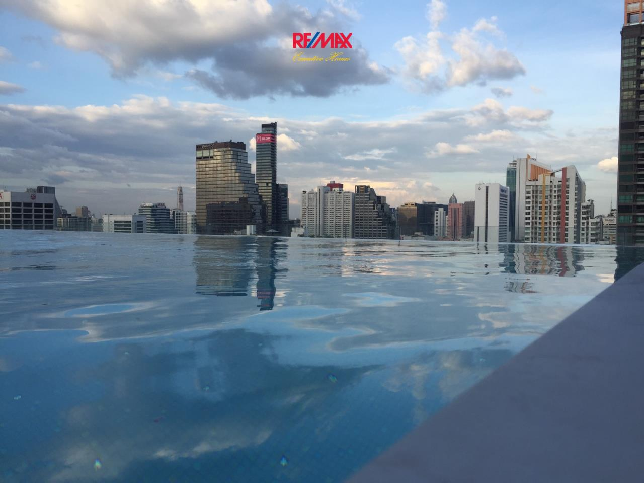 RE/MAX Executive Homes Agency's Spacious 1 Bedroom for Sale The Room Sathorn Pun 1