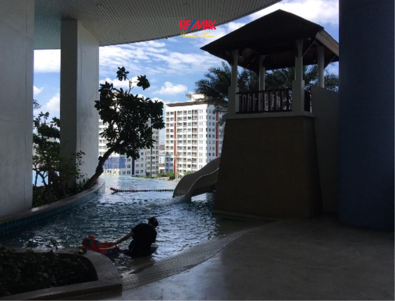 RE/MAX Executive Homes Agency's Nice 1 Bedroom for Sale with Tenant Skywalk Condo 5