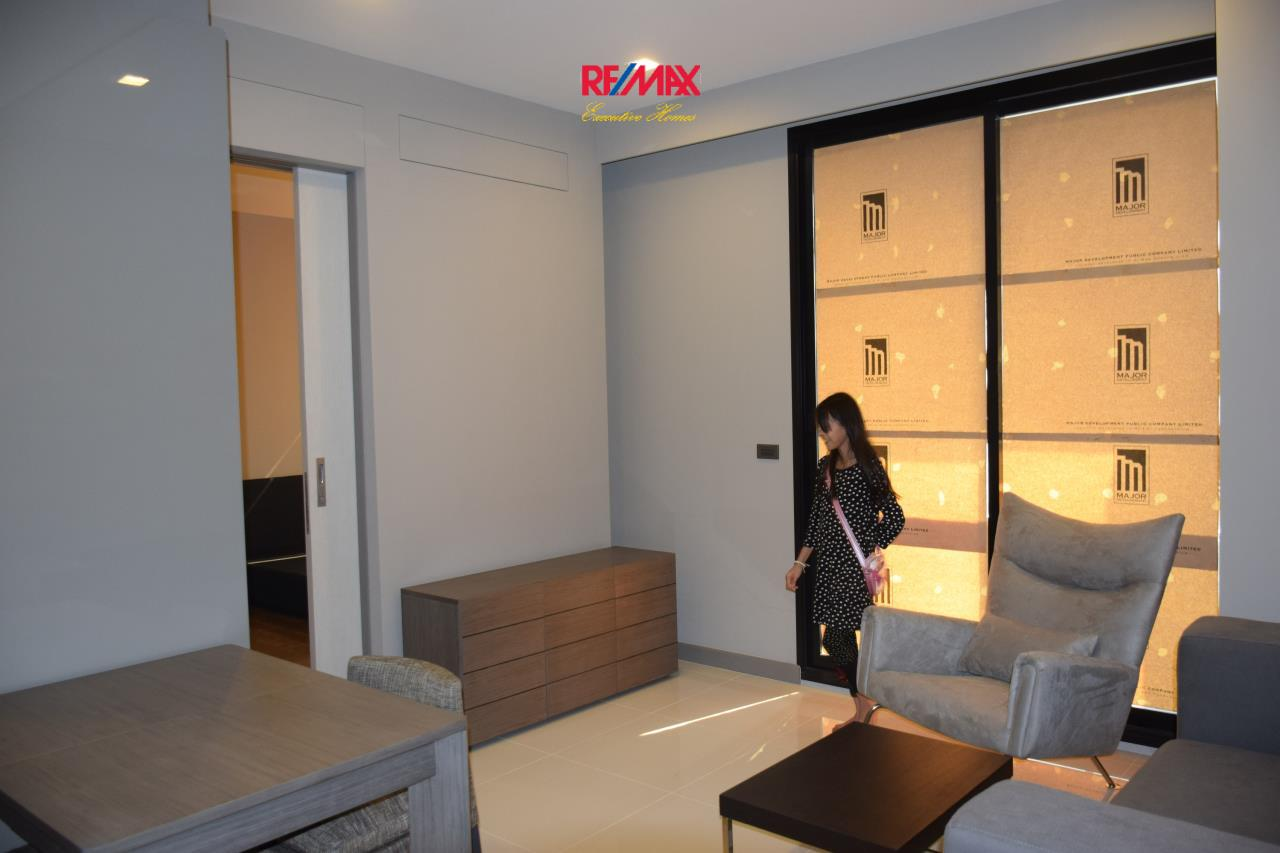 RE/MAX Executive Homes Agency's Cozy 1 Bedroom for Sale M Silom 3