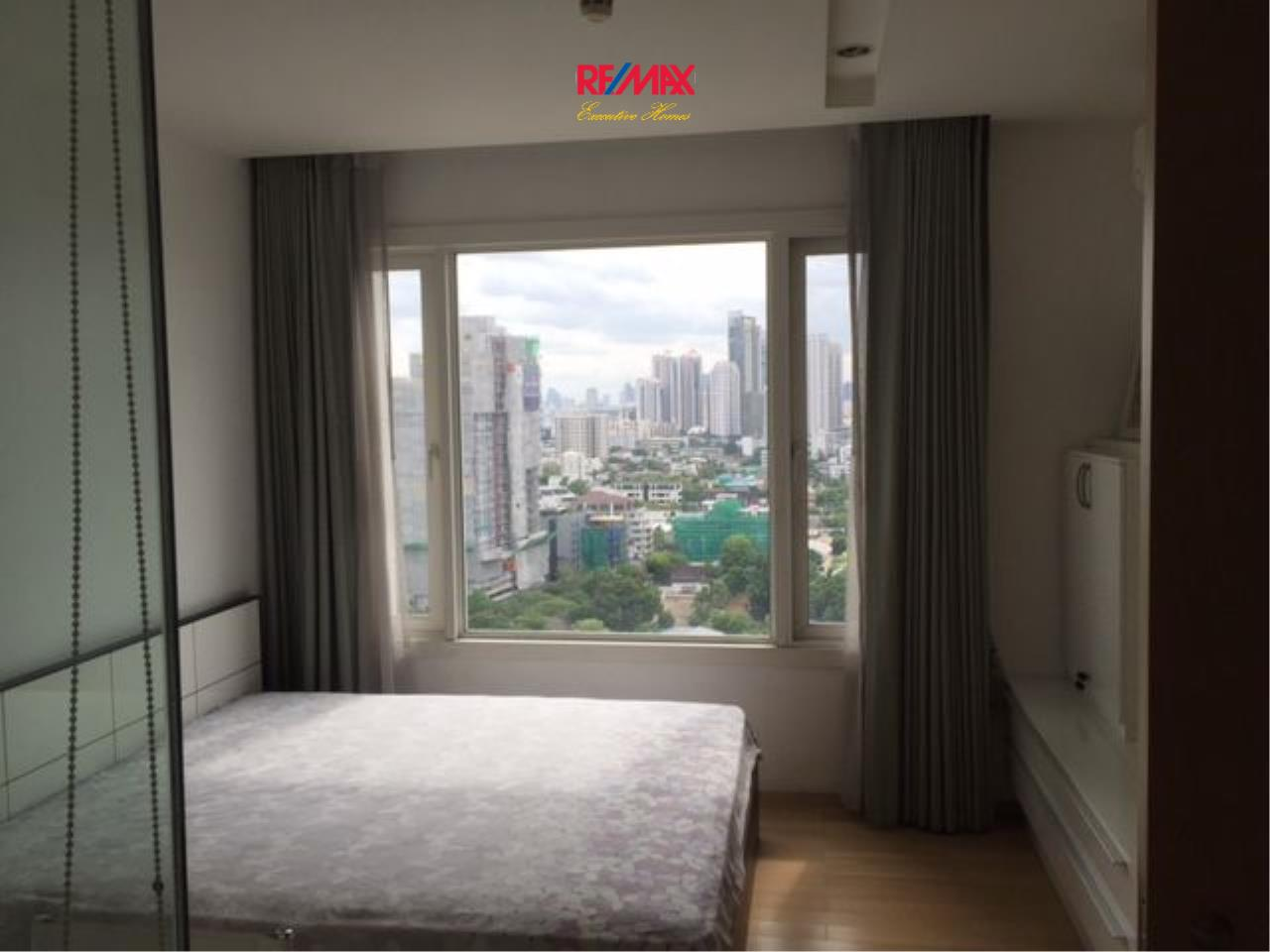 RE/MAX Executive Homes Agency's Lovely 1 Bedroom for Sale with Tenant Siri Sukhumvit 2