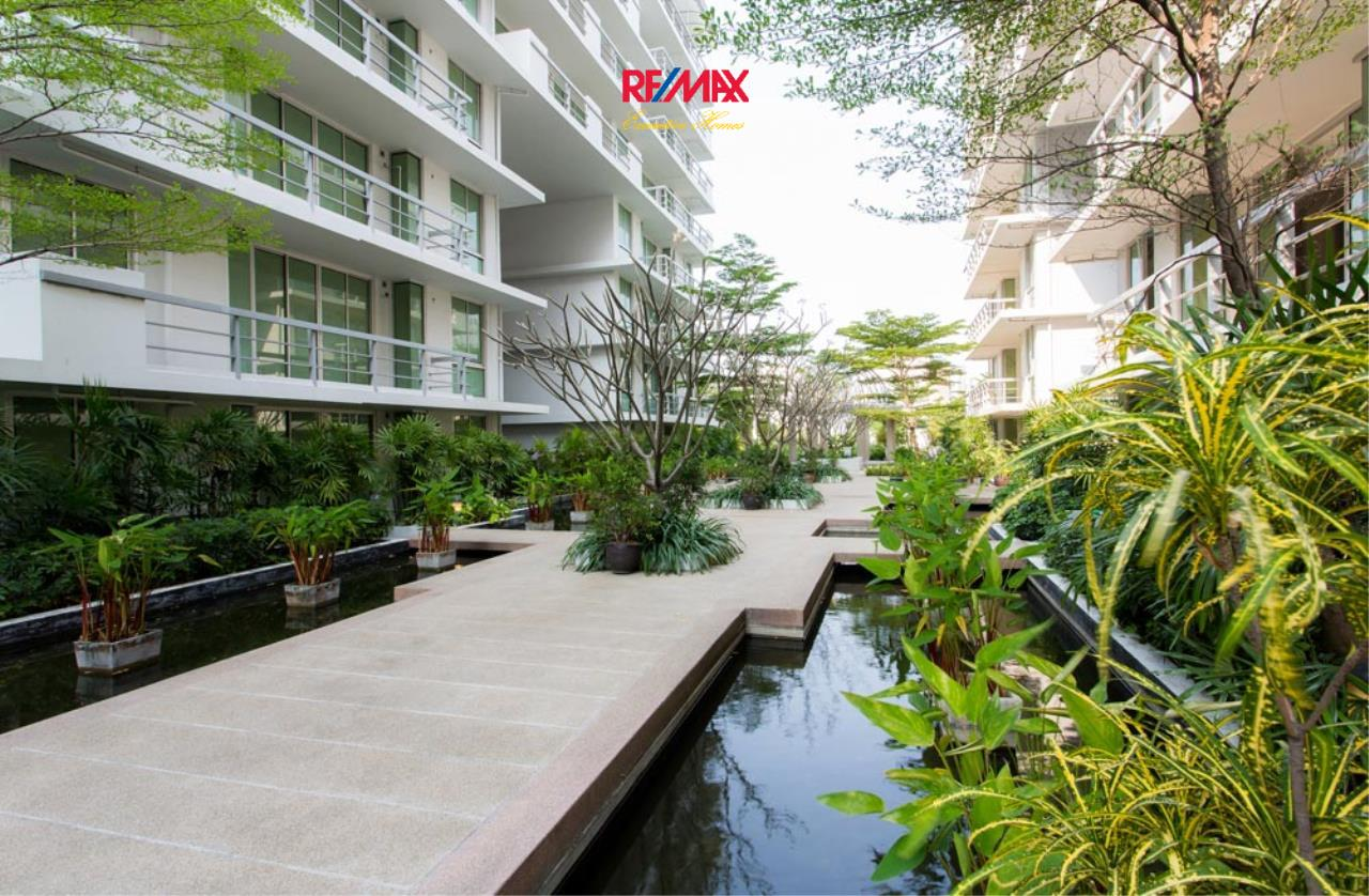 RE/MAX Executive Homes Agency's Cozy 2 Bedroom for Sale with Tenant Waterford Sukhumvit 50 9