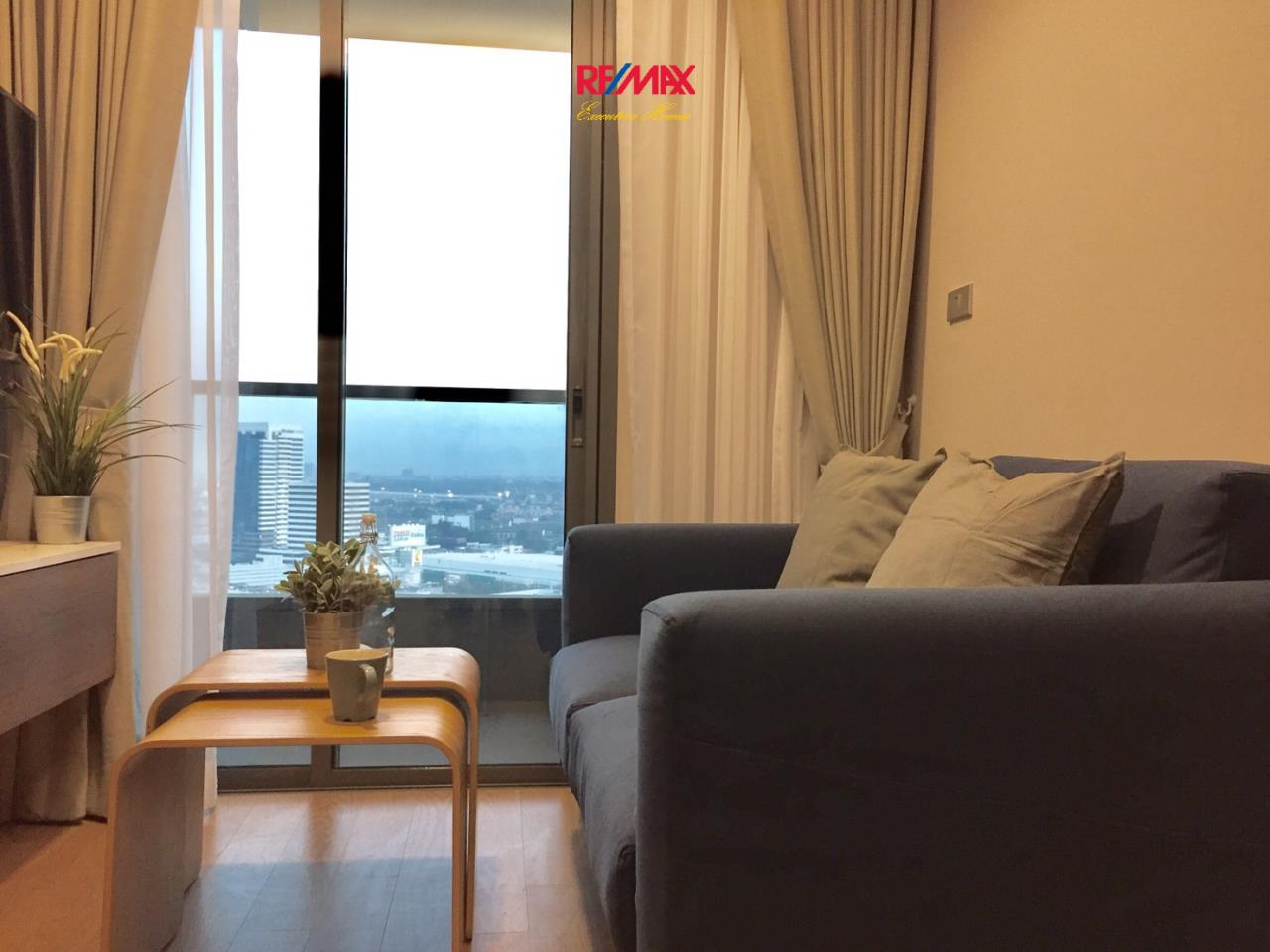 RE/MAX Executive Homes Agency's Lovely 1 Bedroom for Rent Lumpini 24 1