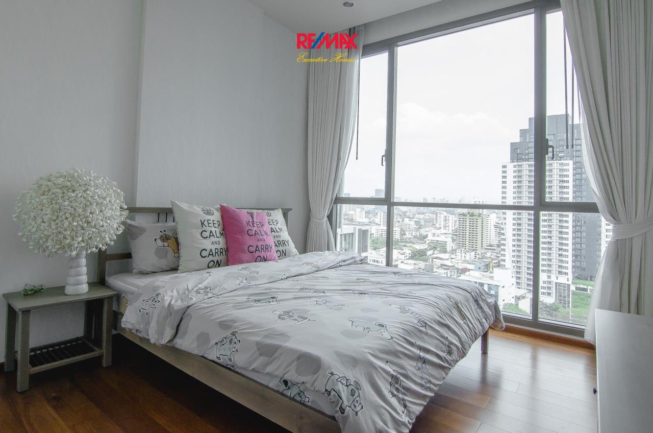 RE/MAX Executive Homes Agency's Beautiful 2 Bedroom for Rent Quattro Thonglor 9