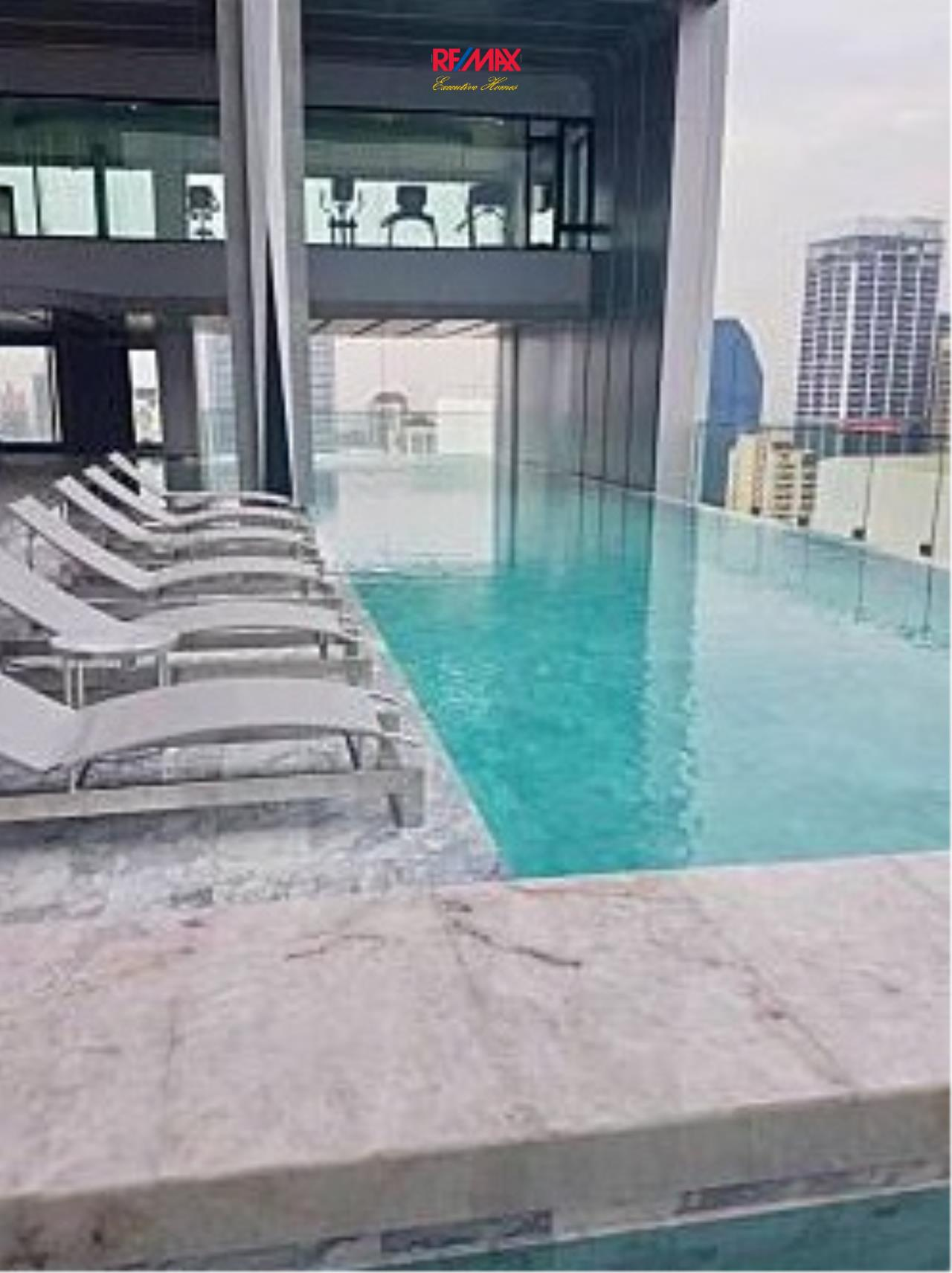 RE/MAX Executive Homes Agency's Brand New 1 Bedroom for Sale Edge Sukhumvit 23 1