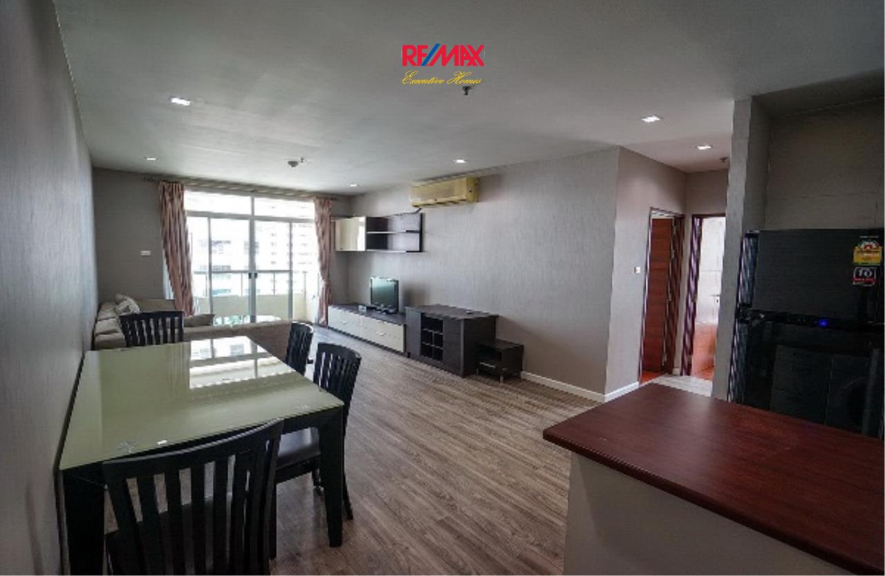 RE/MAX Executive Homes Agency's Spacious 2 Bedroom for Rent Sukhumvit City Resort 5