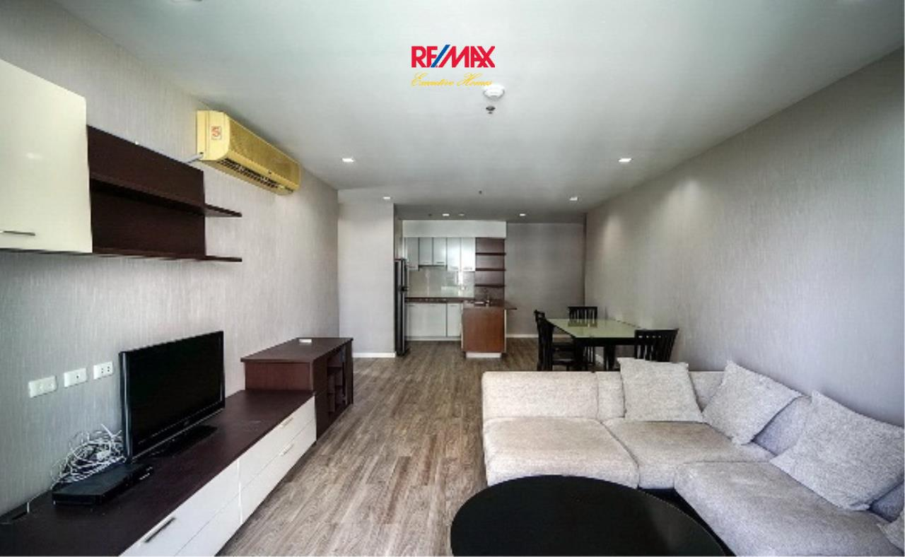 RE/MAX Executive Homes Agency's Spacious 2 Bedroom for Rent Sukhumvit City Resort 1