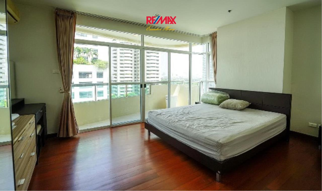 RE/MAX Executive Homes Agency's Spacious 2 Bedroom for Rent Sukhumvit City Resort 2