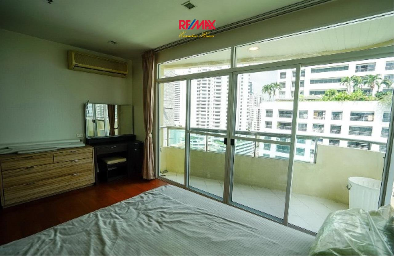 RE/MAX Executive Homes Agency's Spacious 2 Bedroom for Rent Sukhumvit City Resort 4