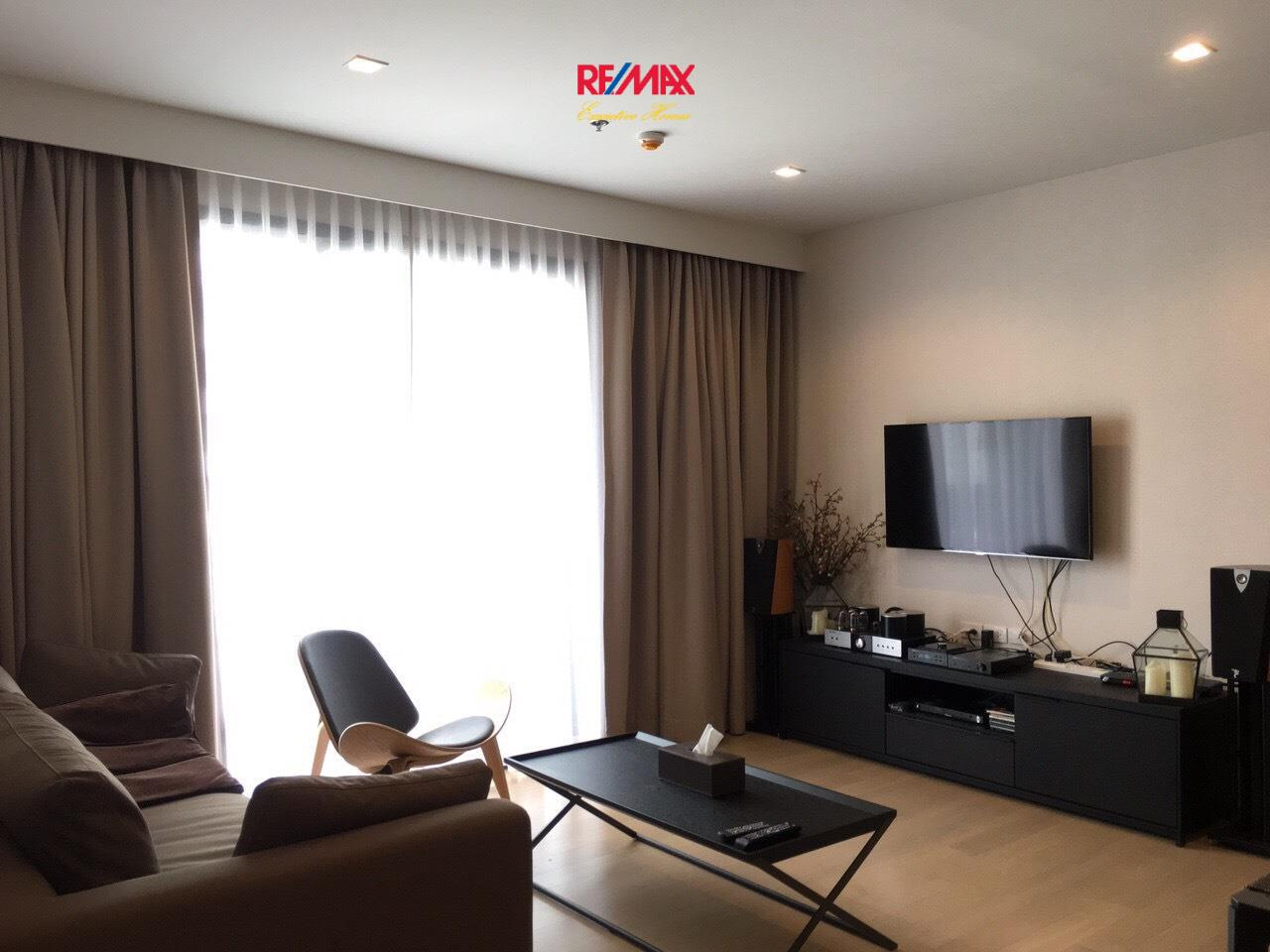 RE/MAX Executive Homes Agency's Beautiful 2 Bedroom for Rent HQ Thonglor 1