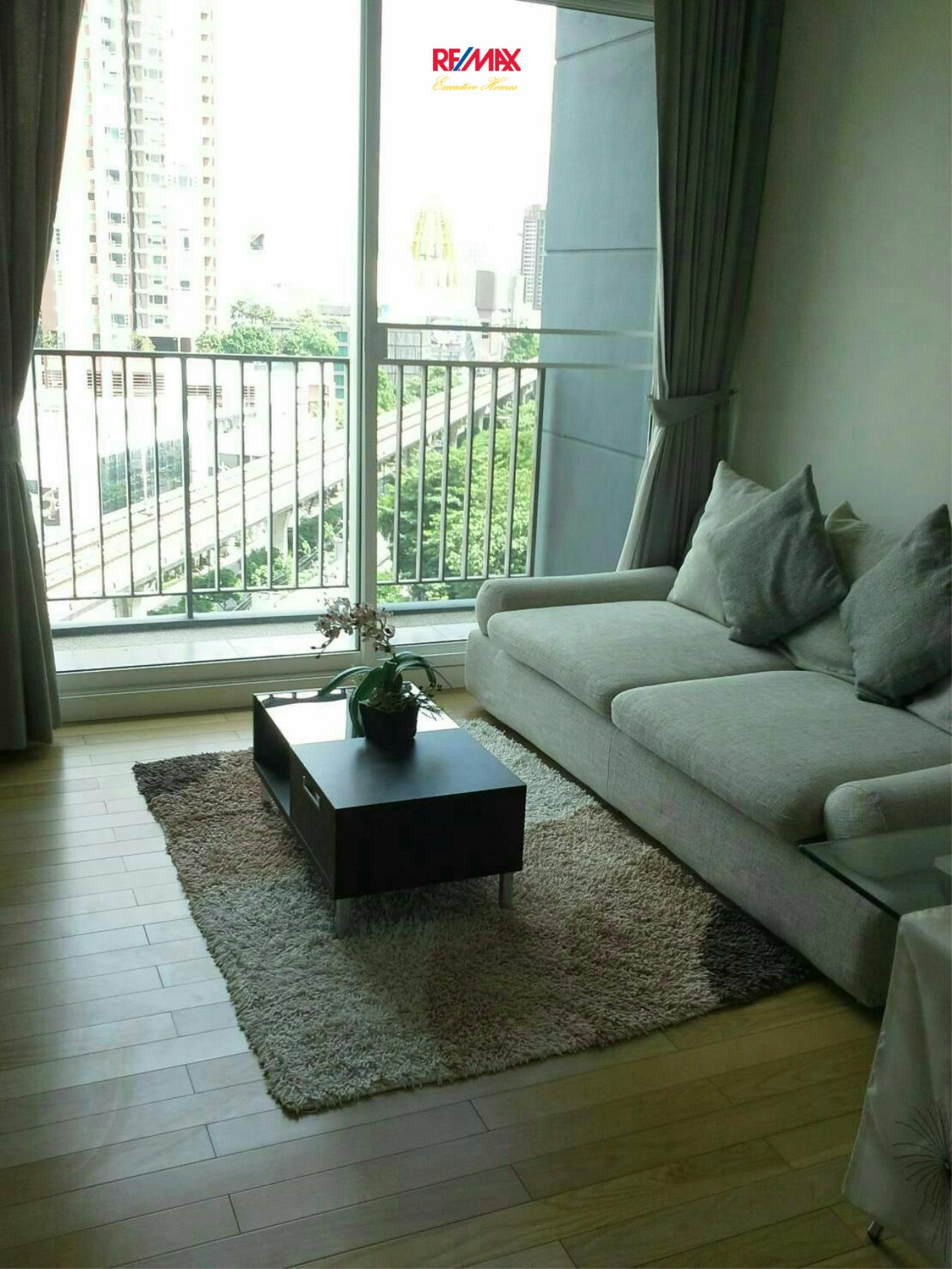 RE/MAX Executive Homes Agency's Spacious 1 Bedroom for Rent Sir Sukhumvit 1