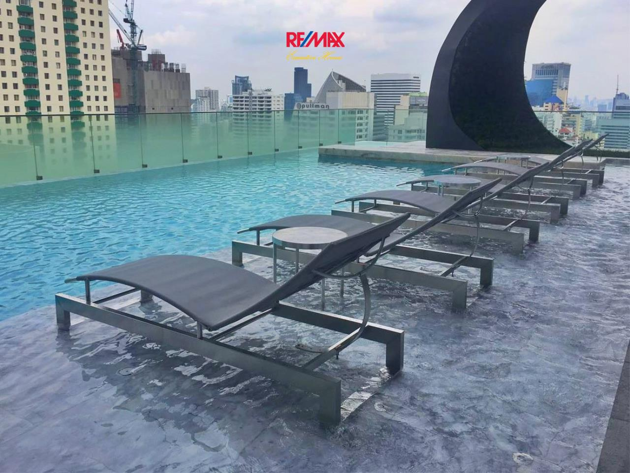 RE/MAX Executive Homes Agency's Nice 1 Bedroom for Rent Edge Sukhumvit 23 8